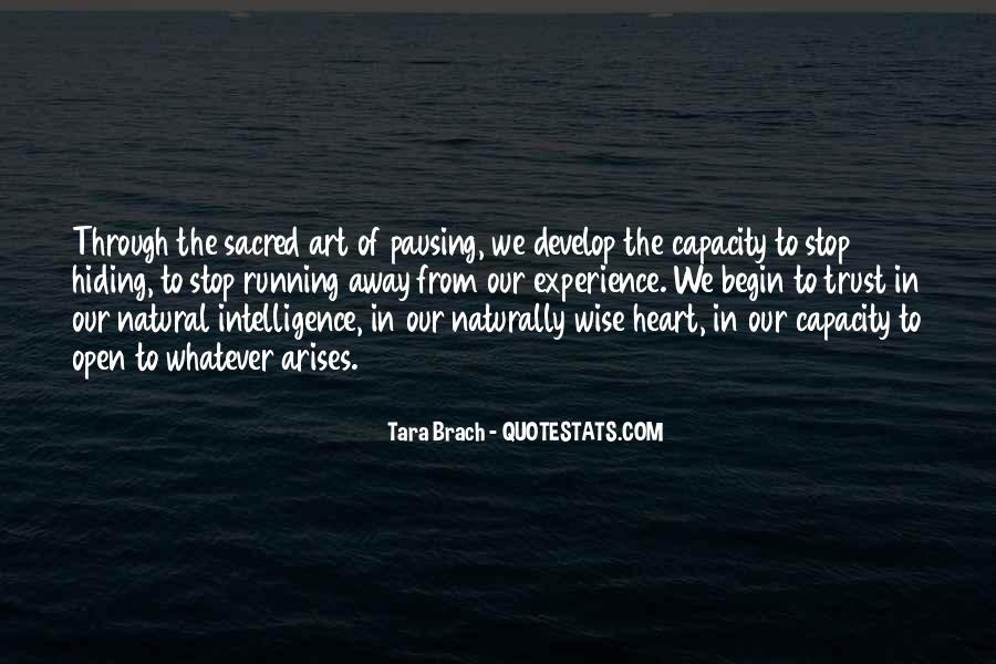 Tara Brach Quotes #623414