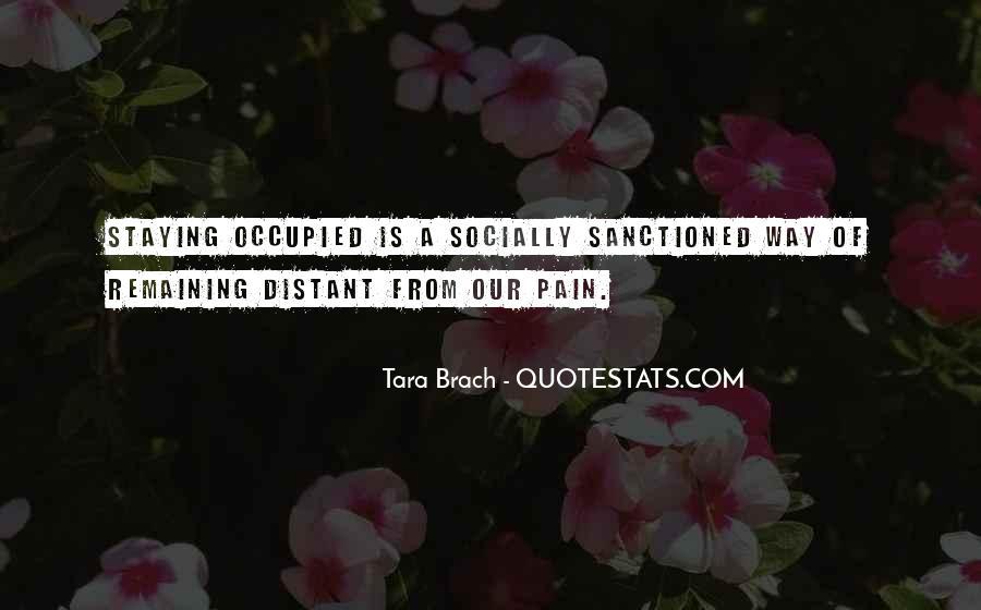 Tara Brach Quotes #685654