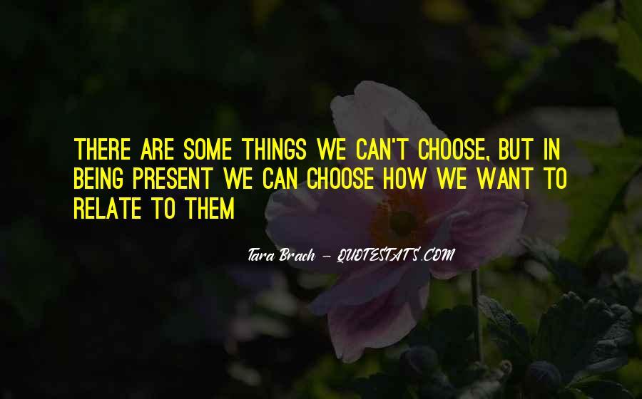 Tara Brach Quotes #72717