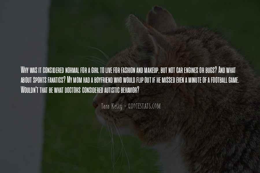 Tara Kelly Quotes #1119161