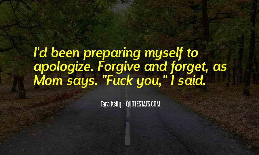 Tara Kelly Quotes #878580