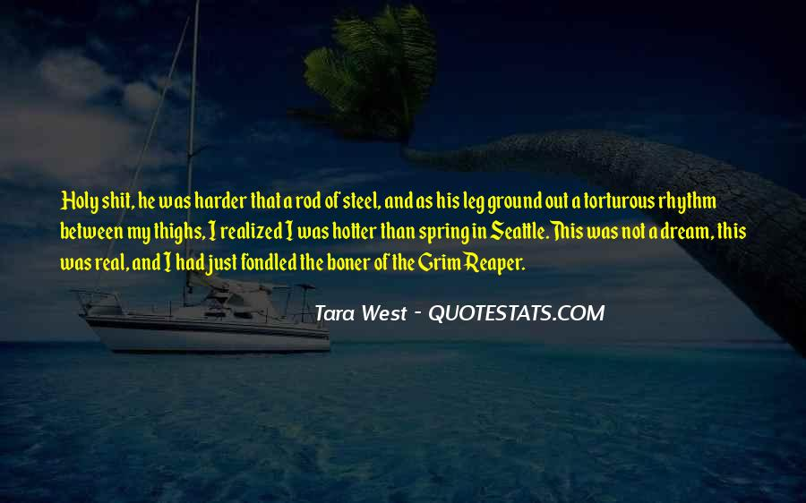 Tara West Quotes #1048789