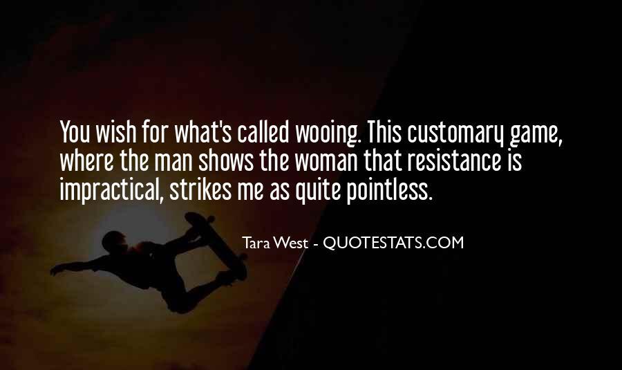 Tara West Quotes #1181358