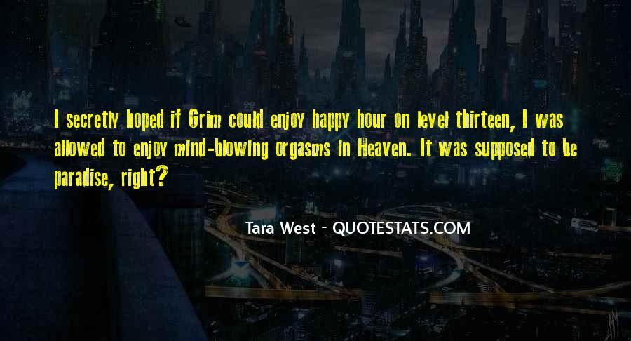 Tara West Quotes #575655