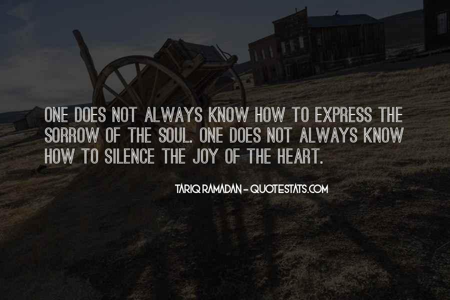 Tariq Ramadan Quotes #1098012