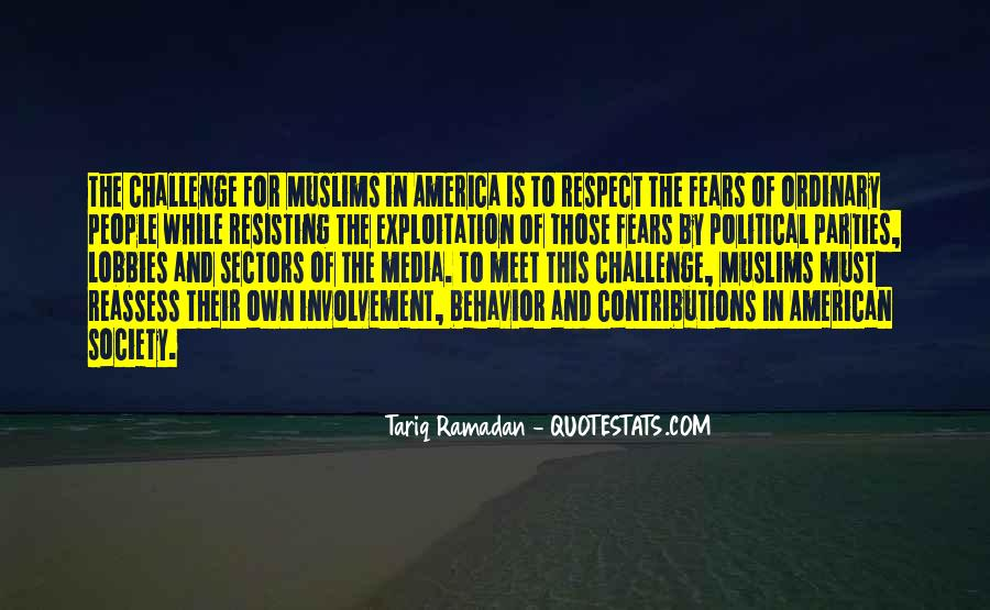 Tariq Ramadan Quotes #1184087