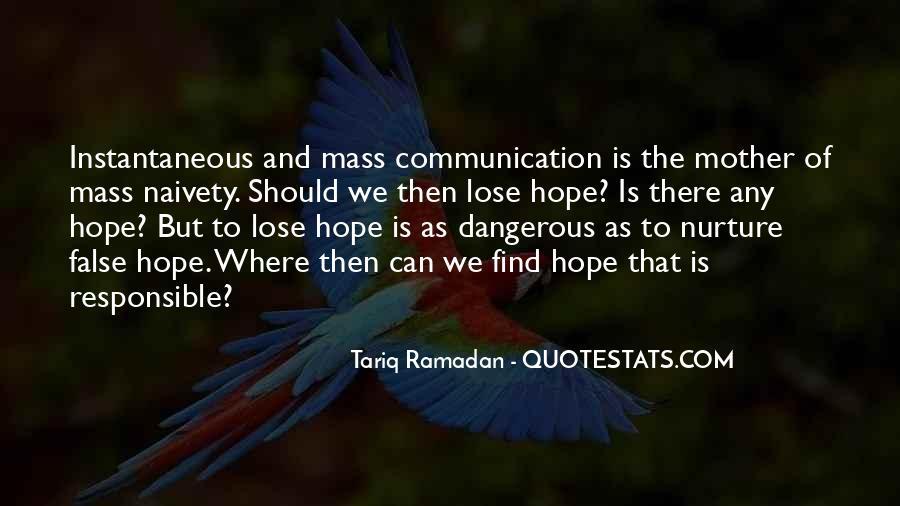 Tariq Ramadan Quotes #1234924
