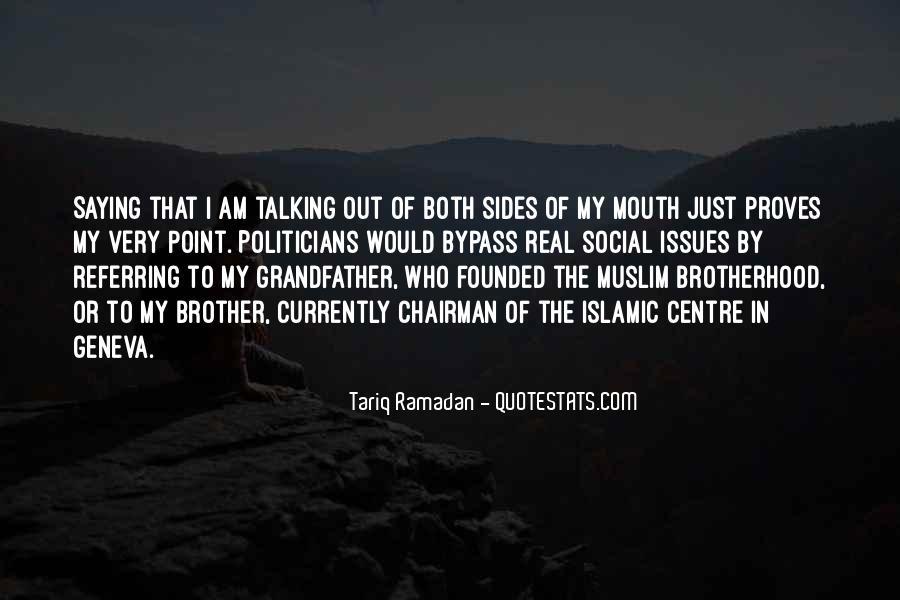 Tariq Ramadan Quotes #1289842