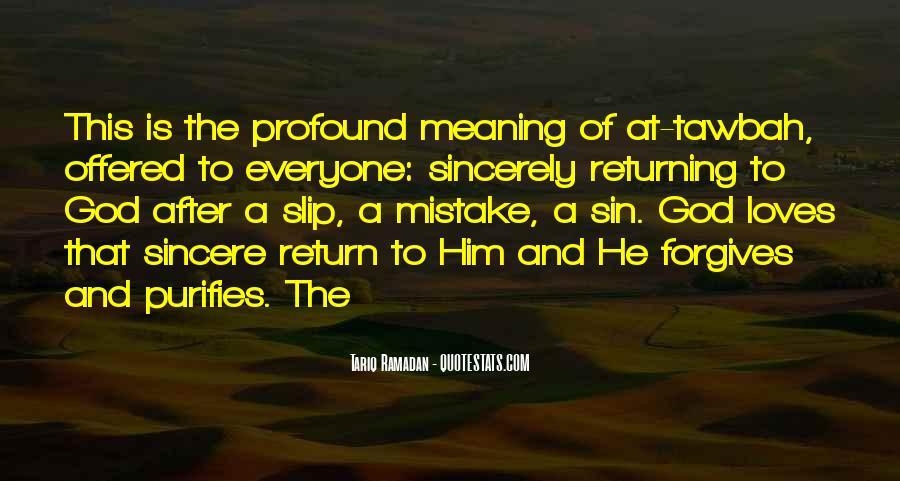 Tariq Ramadan Quotes #1343863