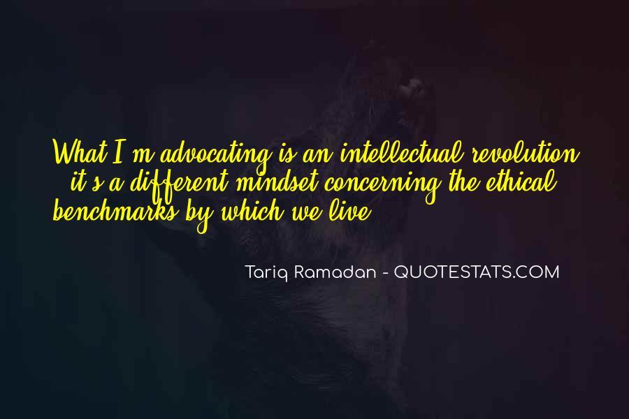 Tariq Ramadan Quotes #1354745
