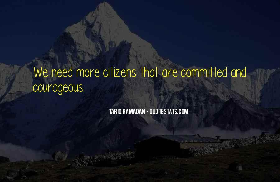 Tariq Ramadan Quotes #1525783