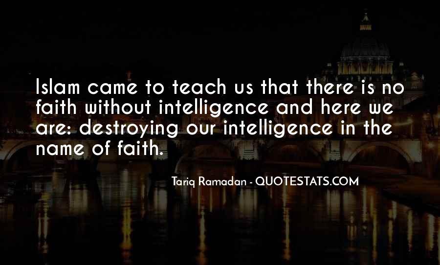 Tariq Ramadan Quotes #1602110