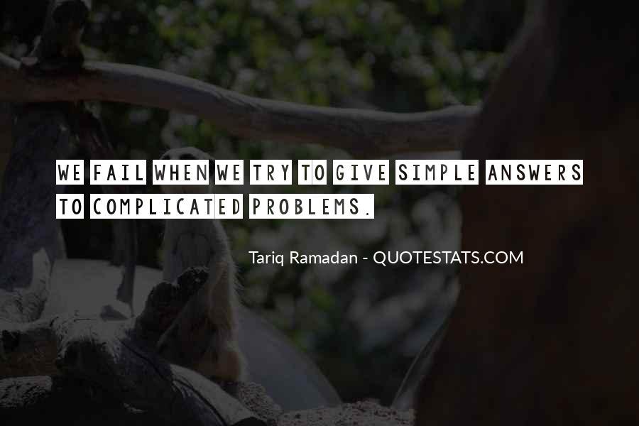 Tariq Ramadan Quotes #1789512