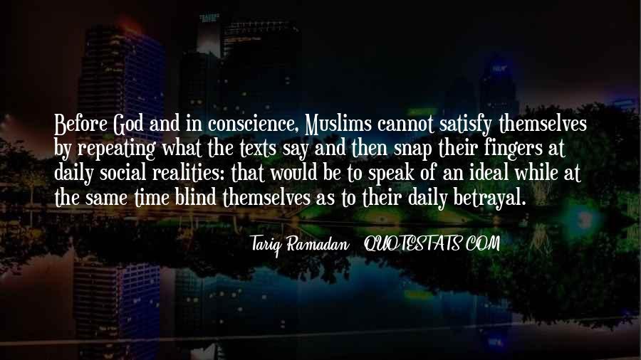 Tariq Ramadan Quotes #249478