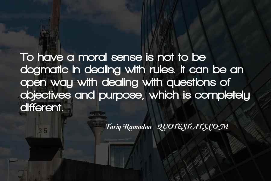 Tariq Ramadan Quotes #304862