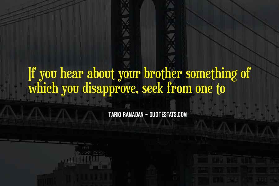 Tariq Ramadan Quotes #351123
