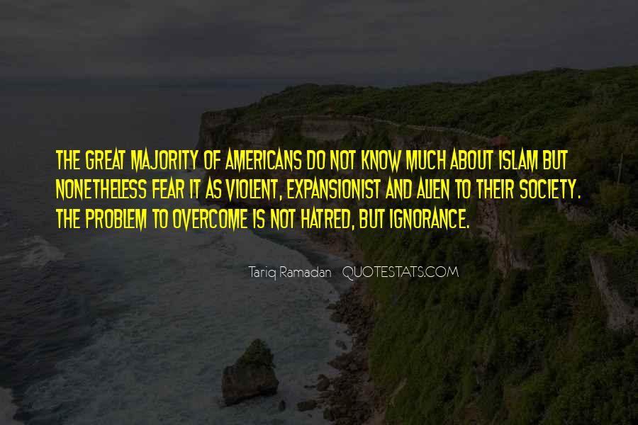 Tariq Ramadan Quotes #356761