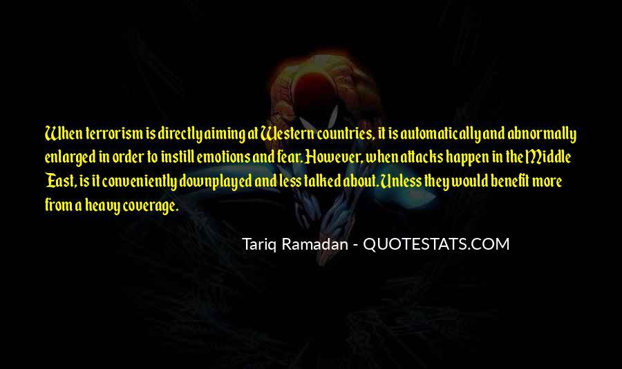 Tariq Ramadan Quotes #737711