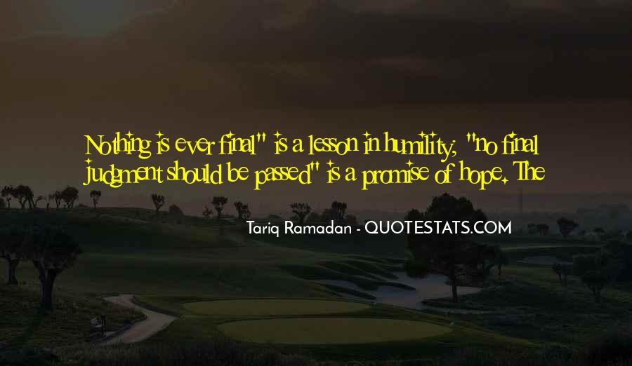 Tariq Ramadan Quotes #746279
