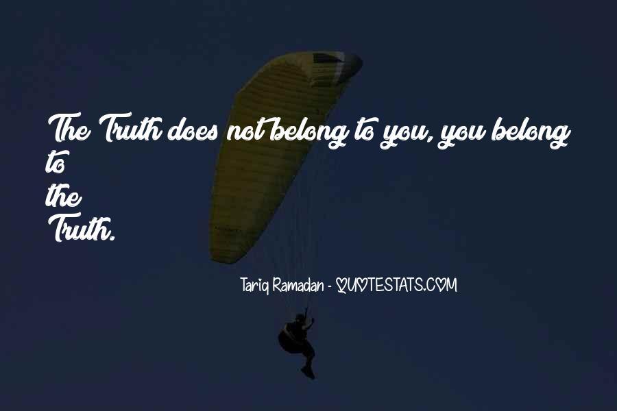 Tariq Ramadan Quotes #768778