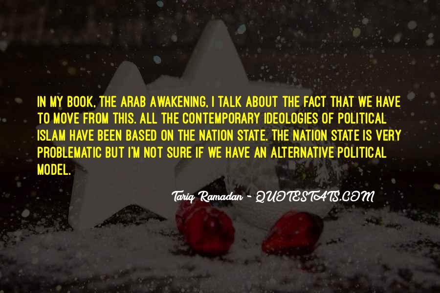 Tariq Ramadan Quotes #876039