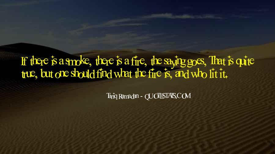 Tariq Ramadan Quotes #985697