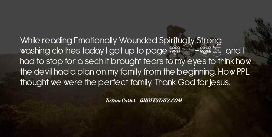 Tarran Carter Quotes #59576