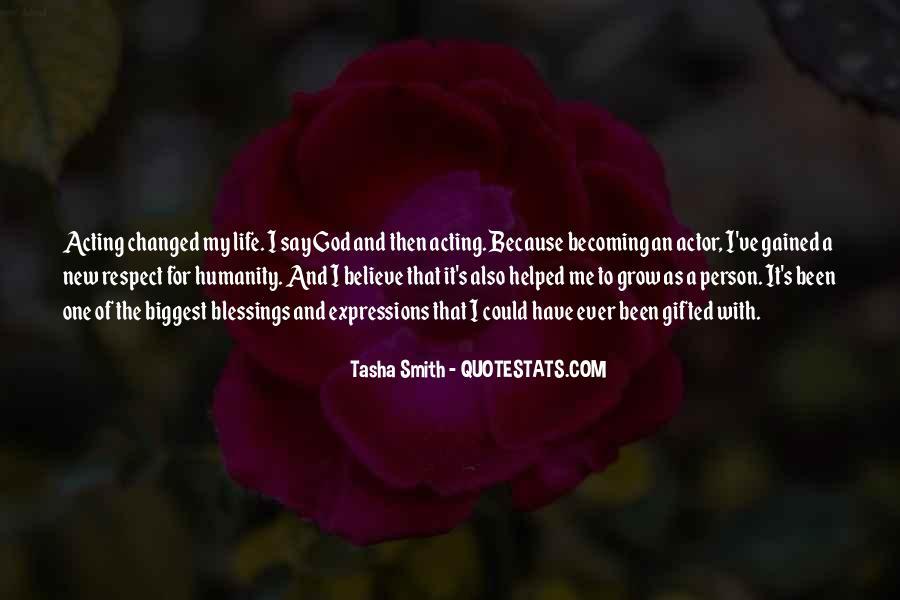 Tasha Smith Quotes #1477301