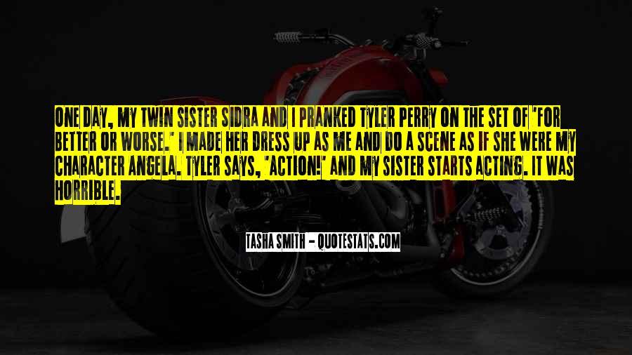 Tasha Smith Quotes #1607866