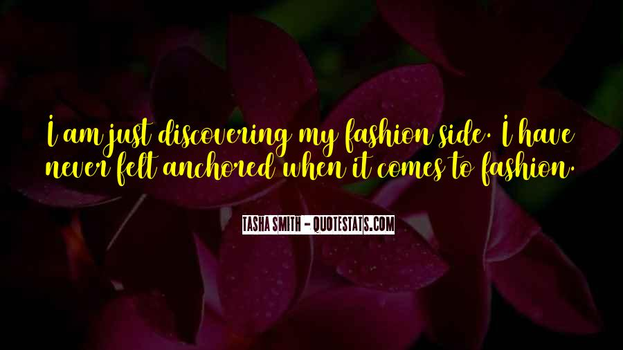Tasha Smith Quotes #363082