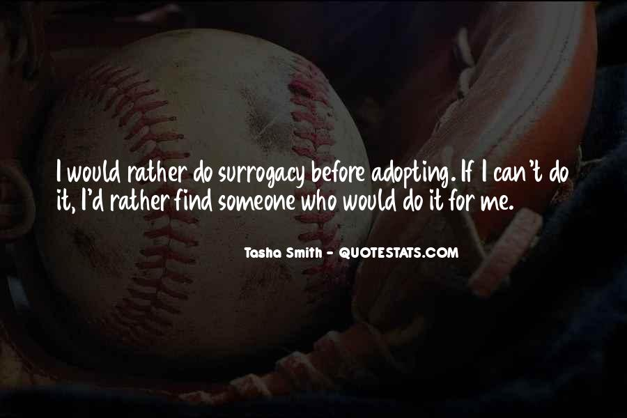 Tasha Smith Quotes #400817