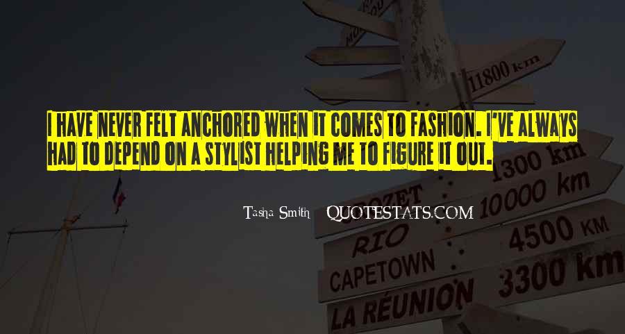 Tasha Smith Quotes #41998