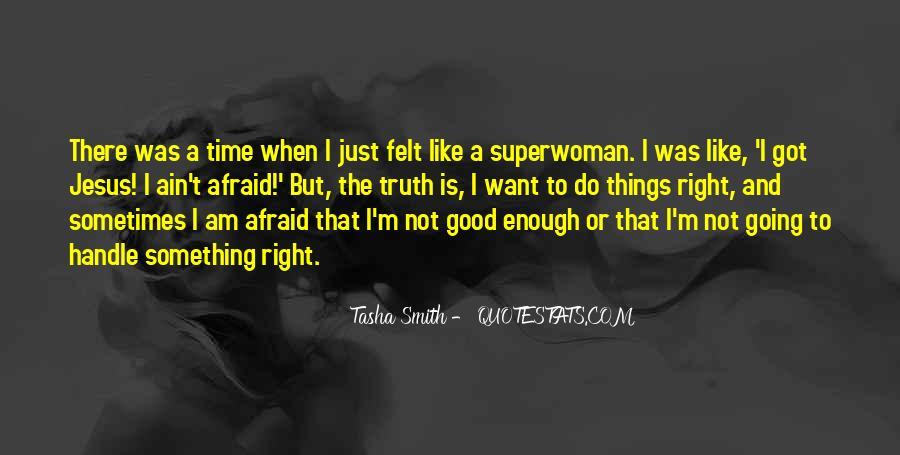 Tasha Smith Quotes #7492