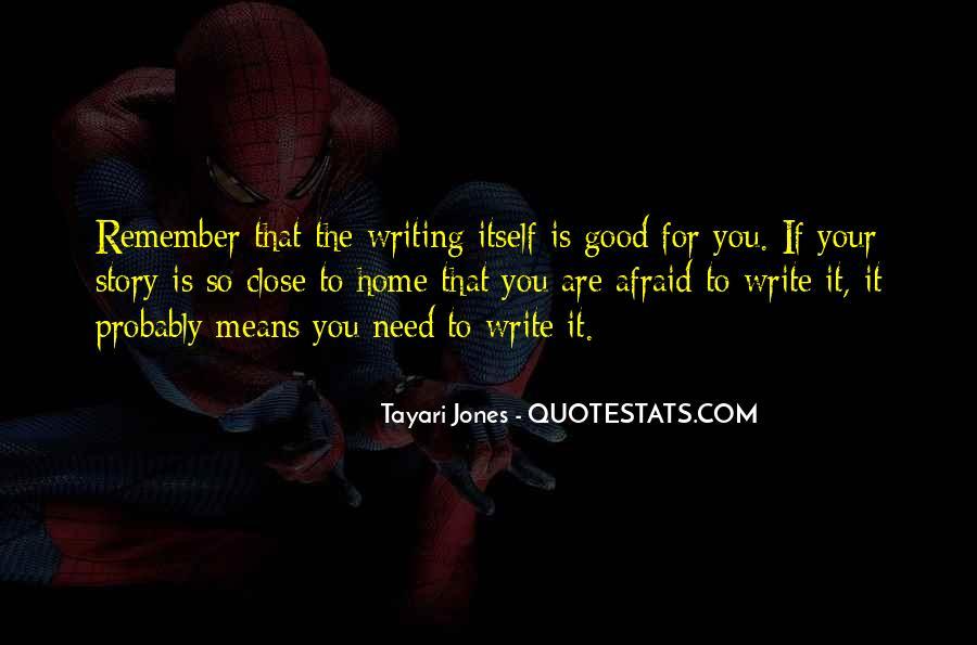 Tayari Jones Quotes #1047899