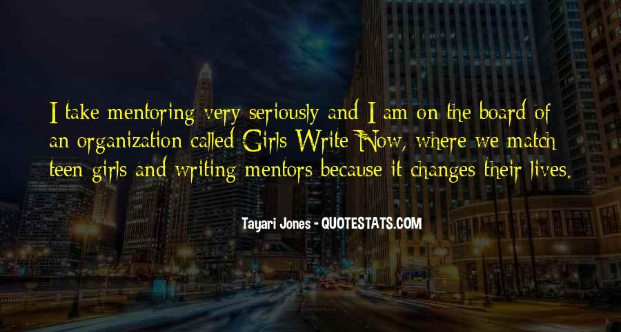 Tayari Jones Quotes #1229557