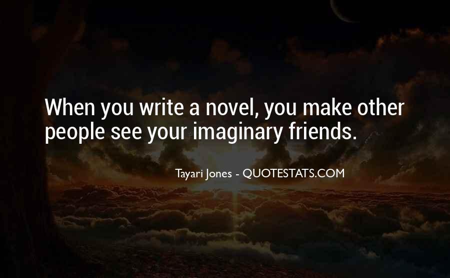 Tayari Jones Quotes #1747216