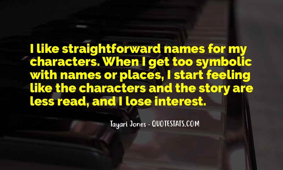 Tayari Jones Quotes #1769379