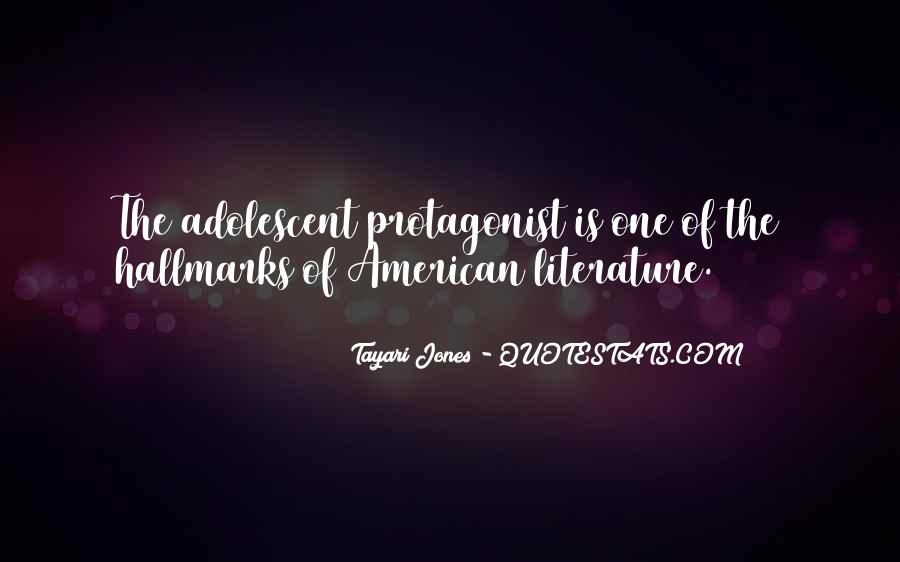 Tayari Jones Quotes #988032
