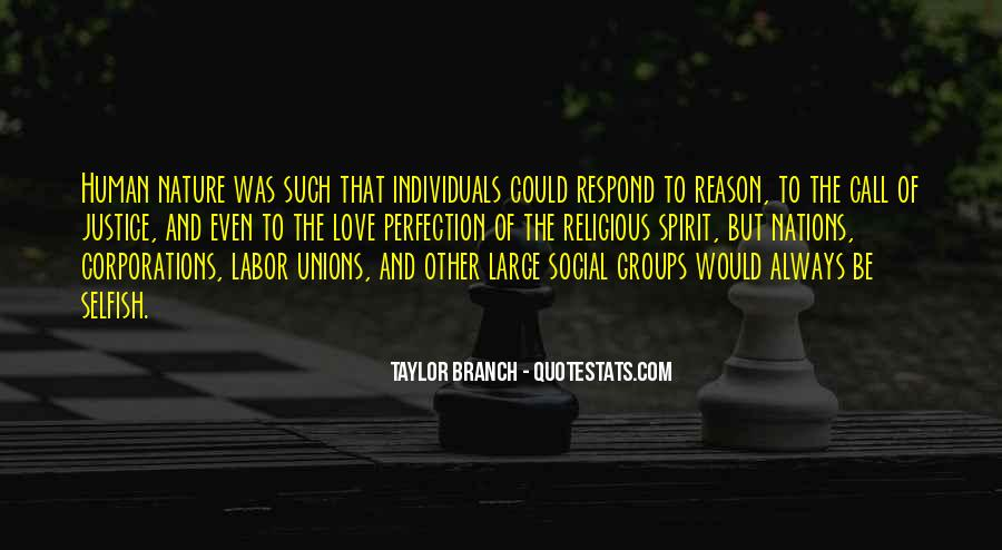 Taylor Branch Quotes #684153
