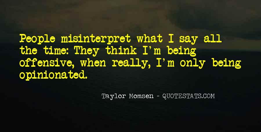 Taylor Momsen Quotes #1407120