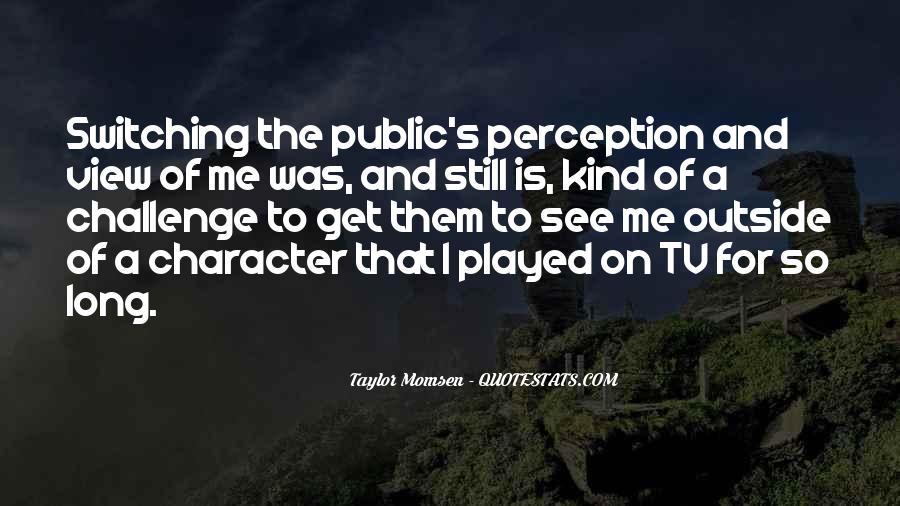 Taylor Momsen Quotes #1490411