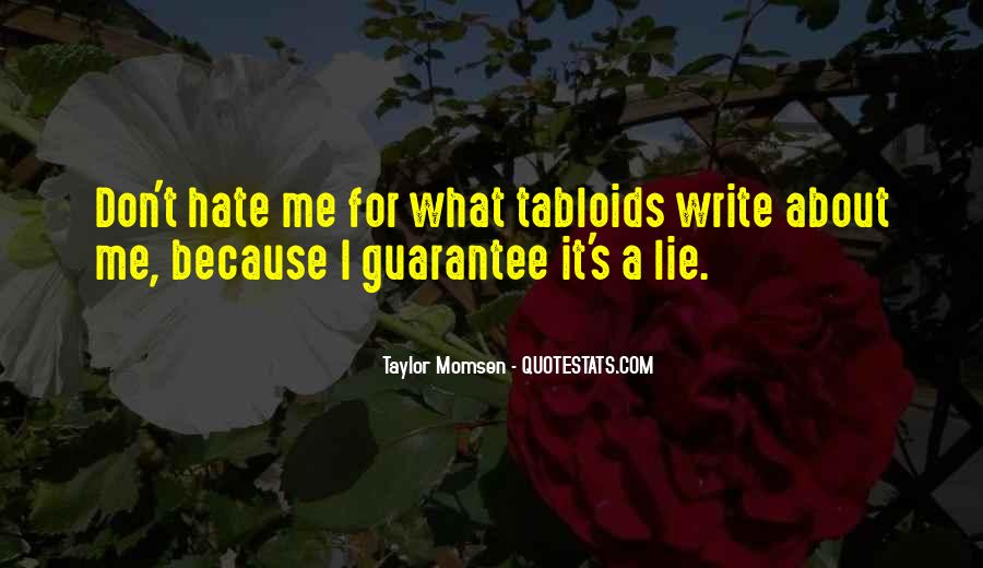 Taylor Momsen Quotes #285886
