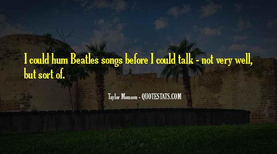 Taylor Momsen Quotes #466728