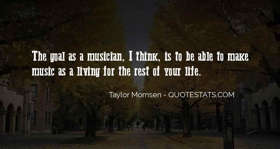 Taylor Momsen Quotes #668095