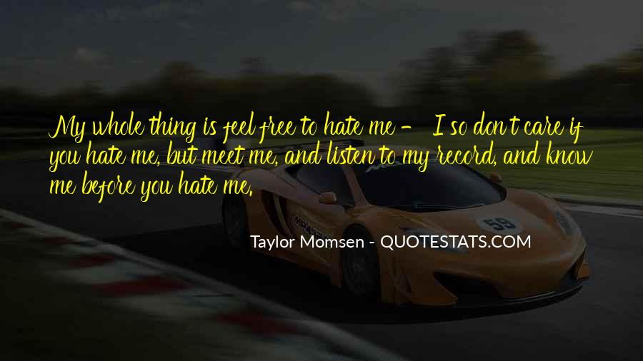 Taylor Momsen Quotes #856122