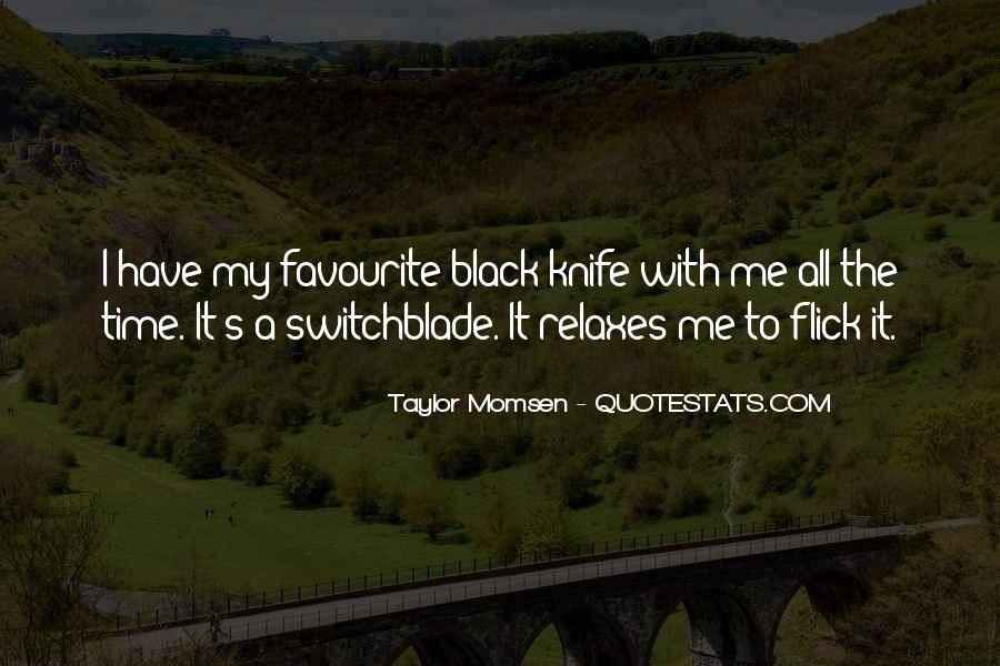Taylor Momsen Quotes #993573