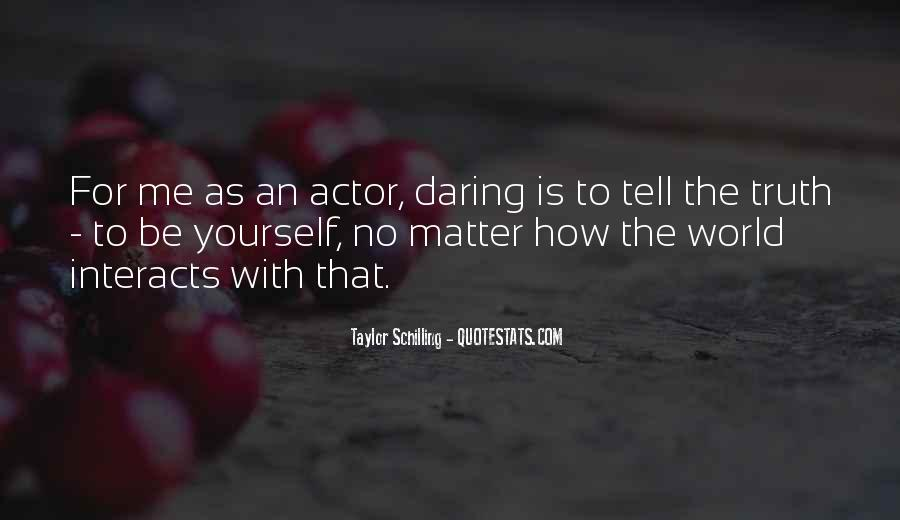 Taylor Schilling Quotes #1267259