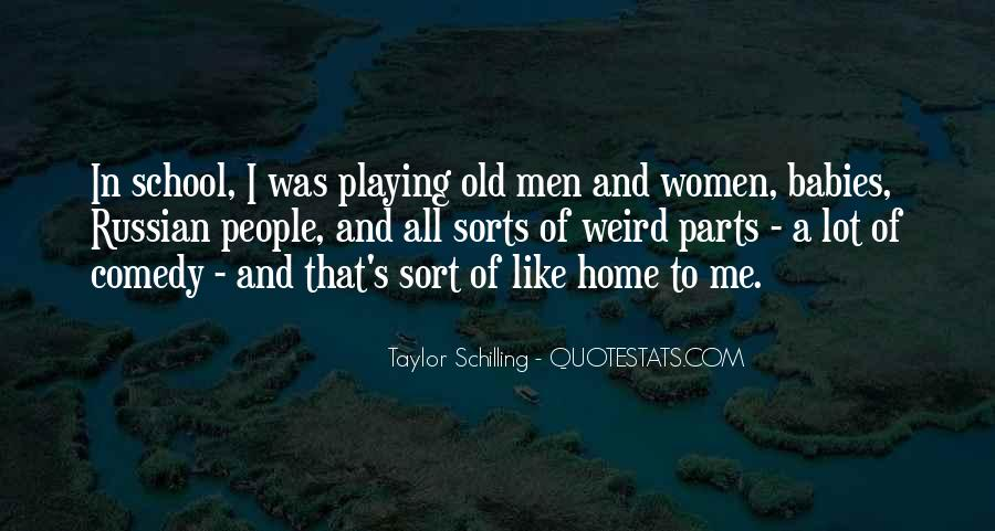 Taylor Schilling Quotes #1669117