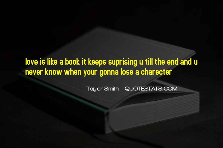 Taylor Smith Quotes #1715873