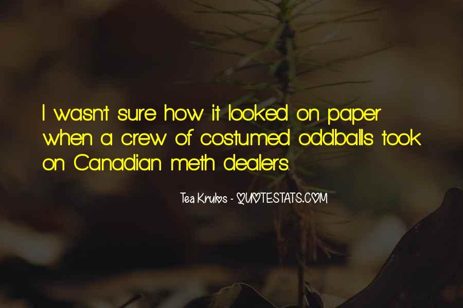 Tea Krulos Quotes #1295320